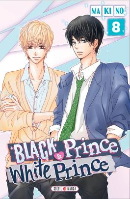 Black Prince and White Prince T08