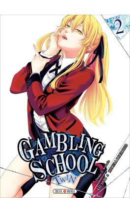 Gambling School Twin T02
