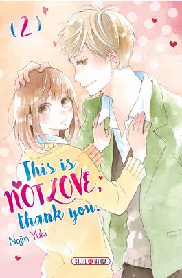 This is not Love, Thank you T02