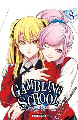 Gambling School Twin T08