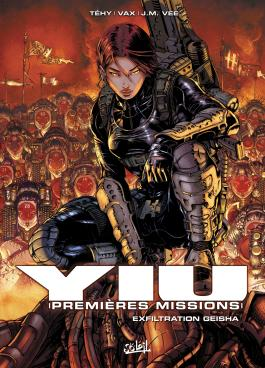 Yiu premières missions T05 Exfiltration Geisha