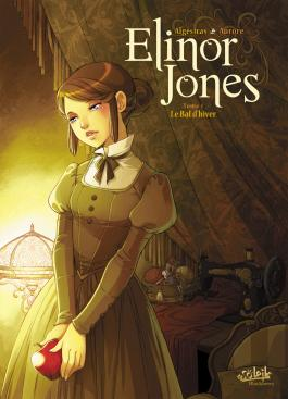 Elinor Jones T01 Le Bal d'hiver