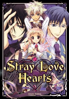 Stray Love Hearts T02