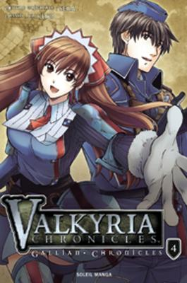 Valkyria Chronicles - Gallian Chronicles T04
