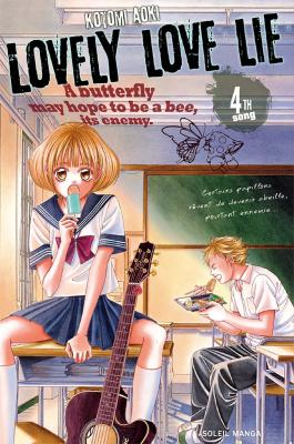 Lovely Love Lie T04
