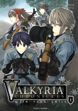 Valkyria Chronicles - Wish your smile T01