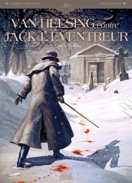 Van Helsing contre Jack l'Eventreur T01 Tu as vu le Diable