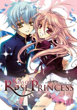 Kiss of Rose Princess T04