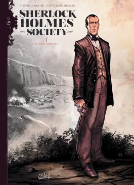 Sherlock Holmes Society T01 L'Affaire Keelodge