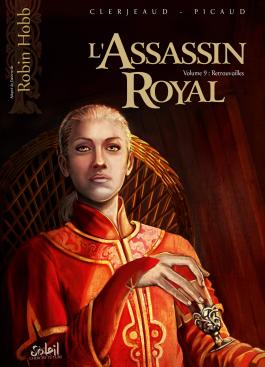 L'Assassin Royal T09 Retrouvailles