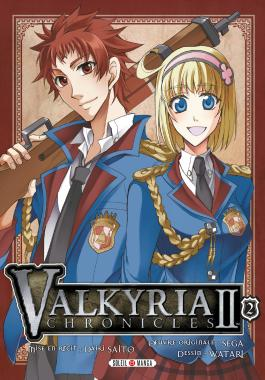 Valkyria Chronicles II T02