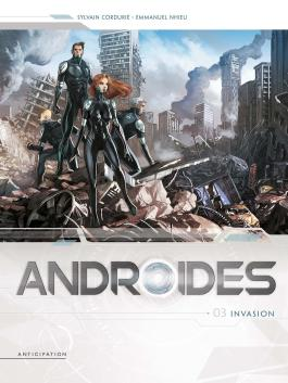 Androïdes T03 Invasion