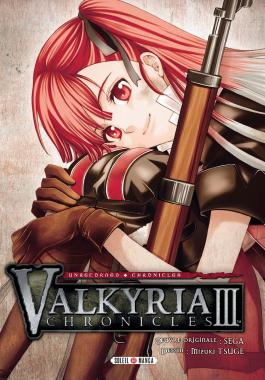 Valkyria Chronicles III Unrecorded Chronicles