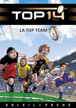 TOP 14 - Roman jeunesse La Top Team