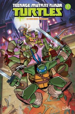 Teenage Mutant Ninja Turtles T01 Le Zoo-diac attaque !