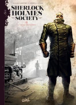 Sherlock Holmes Society T06 Le Champ des possibles