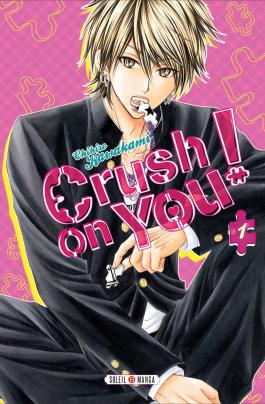 Crush on You ! T01