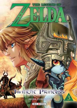 The Legend of Zelda - Twilight Princess T03
