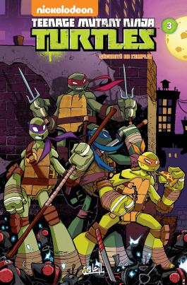 Teenage Mutant Ninja Turtles T03 Sécurité de l'emploi