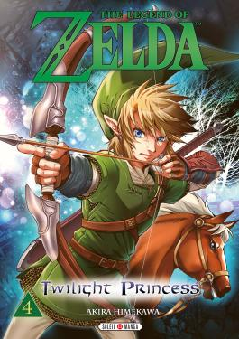 The Legend of Zelda - Twilight Princess T04