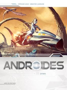 Androïdes T05 Synn