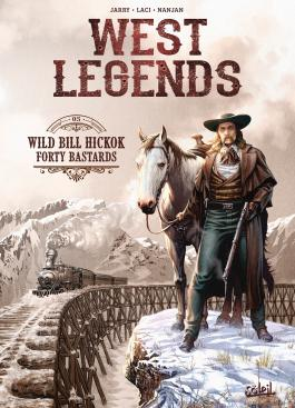 West Legends T01  - Wyatt Earp's Last Hunt Wyatt Earp