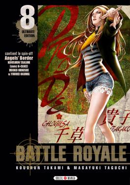 Battle Royale - Ultimate Edition T08