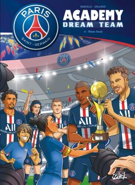 Paris Saint-Germain Academy Dream Team T04 Phase finale