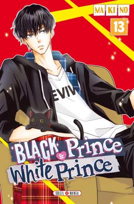 Black Prince and White Prince T13