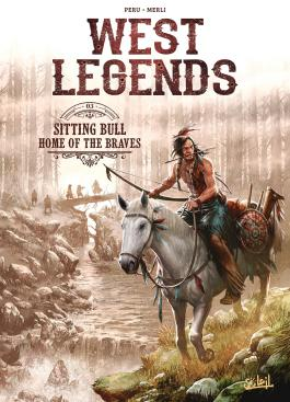 West Legends T03  - Sitting Bull - Home of the braves Sitting Bull - Home of the braves