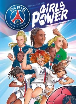 Paris Saint-Germain - Girls Power T01