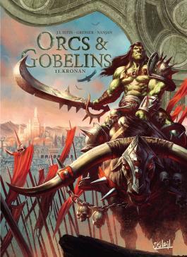 Orcs et Gobelins T11 Kronan