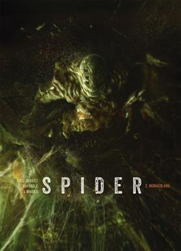 Spider T02 Wonderland