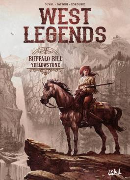 West Legends T04 Buffalo Bill - Yellowstone