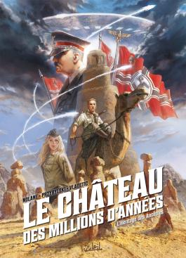Le Château des millions d'années T01 L'Héritage des Ancêtres