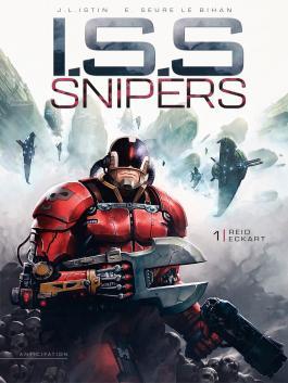 I.S.S. Snipers T01 Reid Eckart