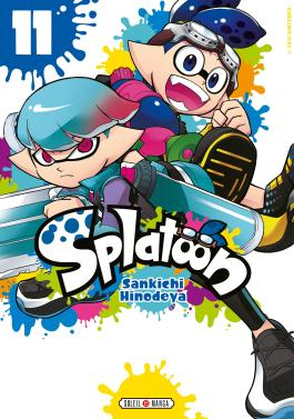 Splatoon T11
