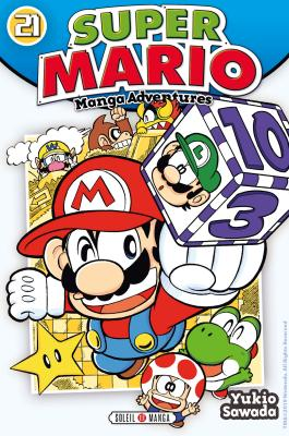 Super Mario Manga Adventures T21