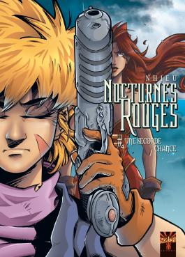 Nocturnes rouges T04 Une seconde chance