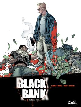 Black Bank T01 Business clan