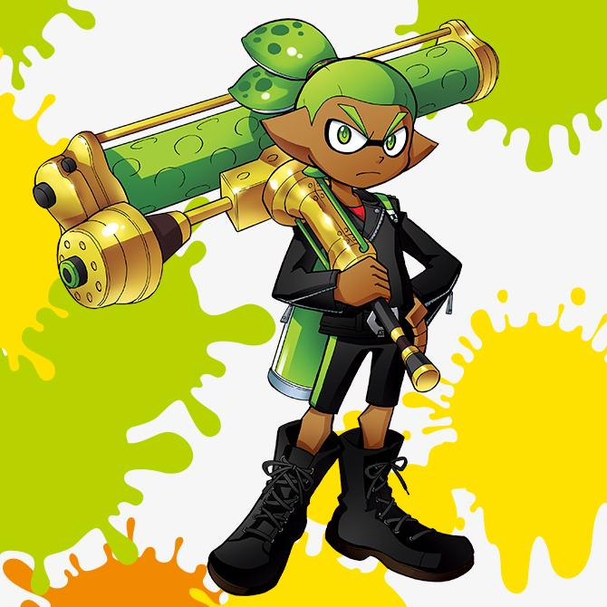 Rider - Splatoon