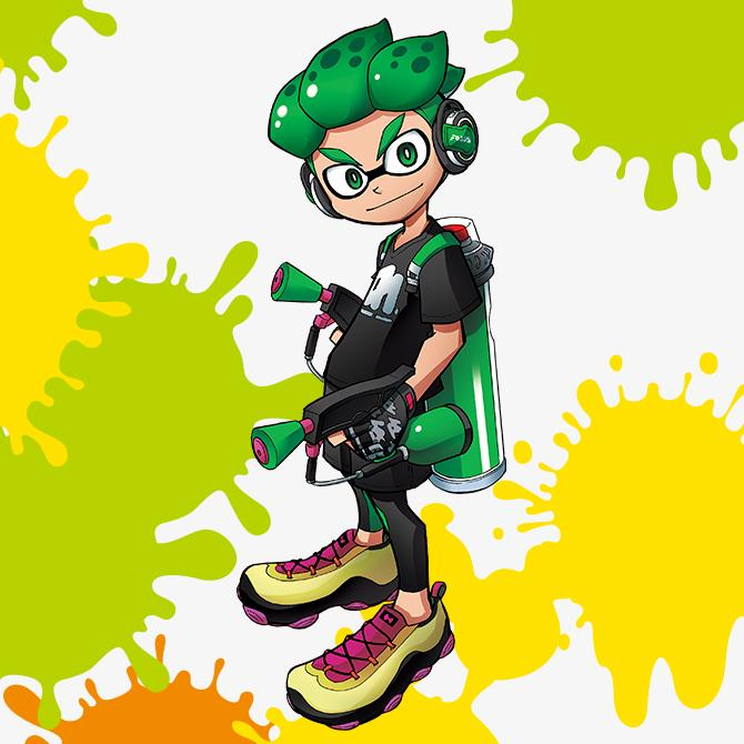 Glove - Splatoon