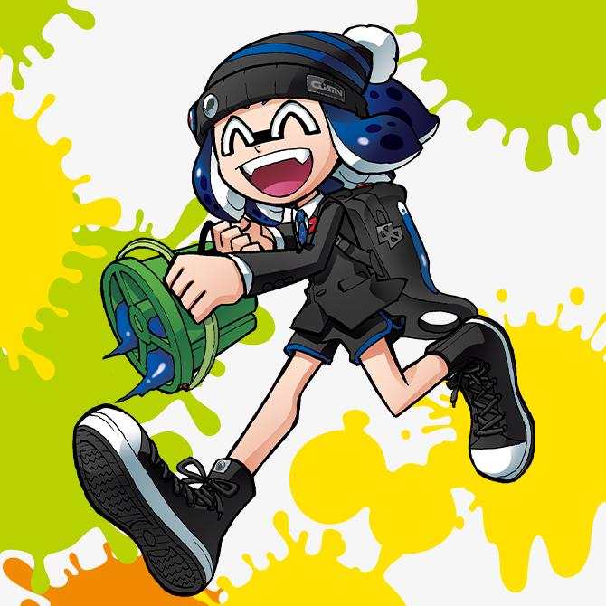 Miss Bonnet - Splatoon