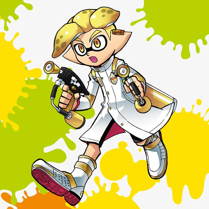 Emperor - Splatoon