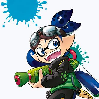 Little Mask - Splatoon